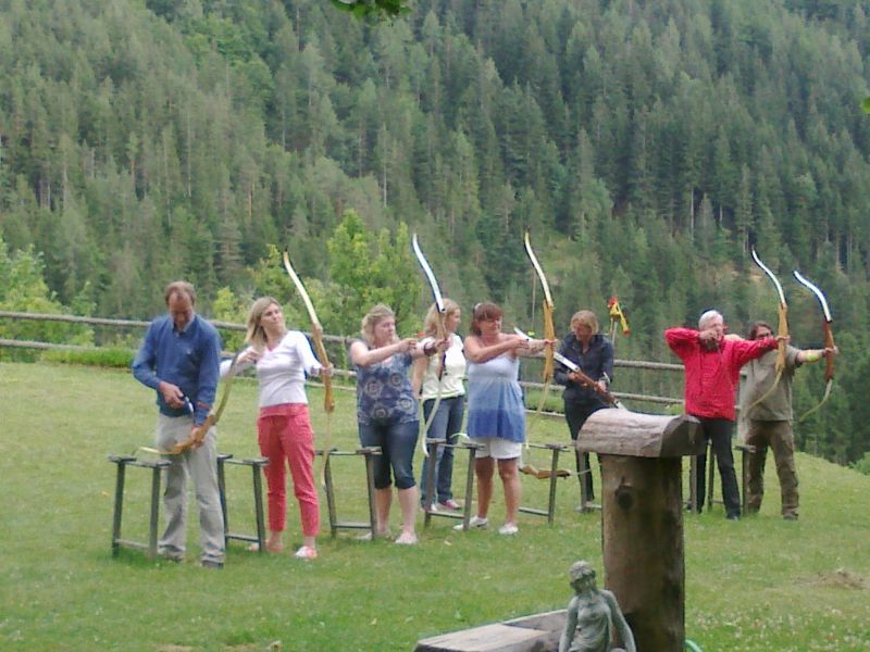 Lokostrelci na strelišču