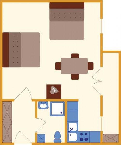 Apartma, tip A