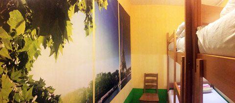 Hostel Portorož, soba Pariz