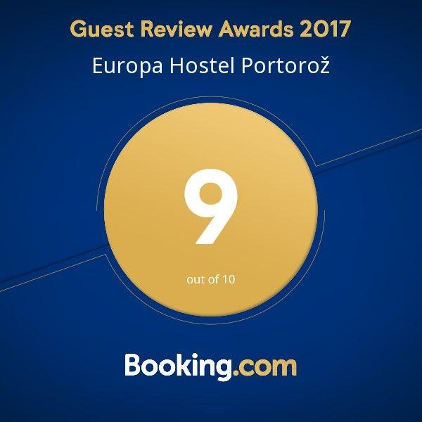 Booking.com Ocena