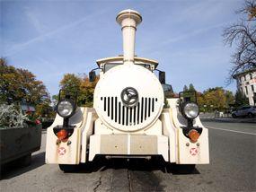 Tourist train Bepi
