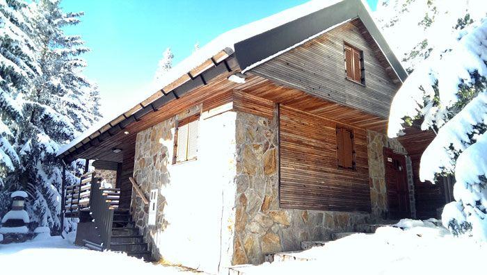Počitniška hiša Cokla, Rogla