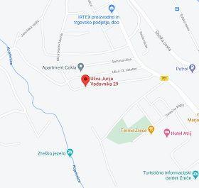 Lokacija: Počitniška hiša Cokla, Rogla, Slovenija