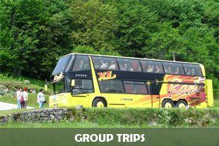 Group trips in Kostel