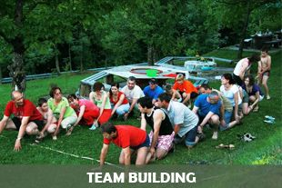 TEAM BUILDING ORGANIZATION