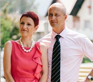 Andreja in Bine Likar