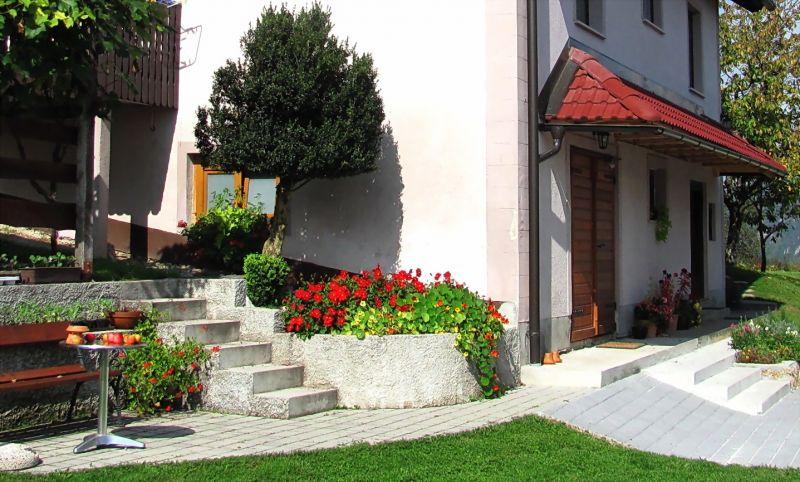 Lukec Homestead Kostel