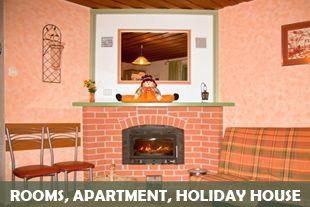 Accommodation on Lukec Homestead