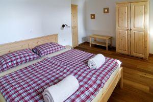 Double room, Farm stay Pri Biscu, Bled, Slovenia