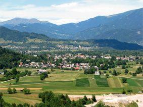 Zasip, Bled