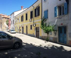 Apartmaji Vidic, Koper